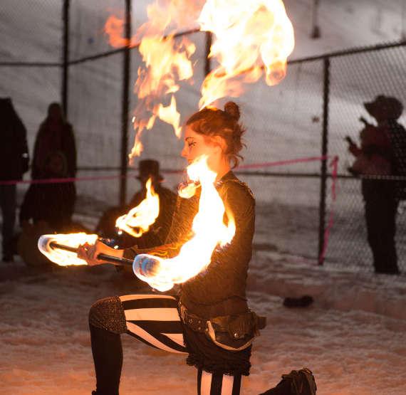Winter festivals: Steamboat Springs