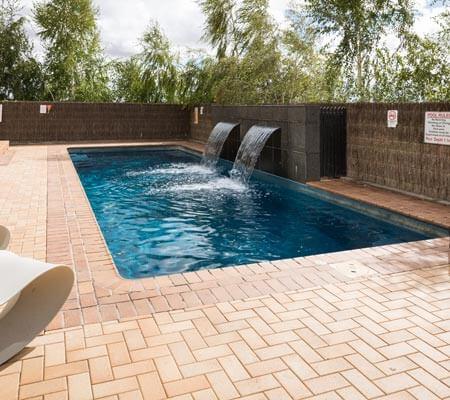 Swimming Pool at Rydges Mount Panorama Bathurst
