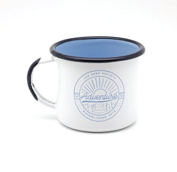 The Seek Society Adventure Mug