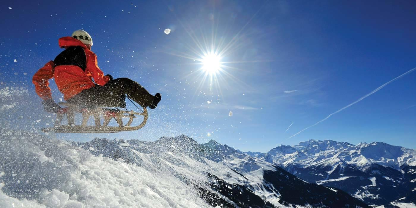 Verbier skiing switzerland