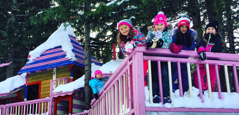 Courchevel french ski resorts