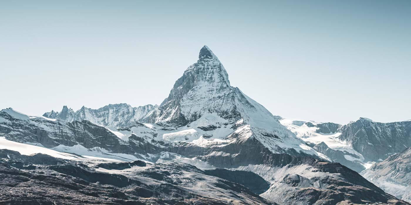 Zermatt skiing switzerland