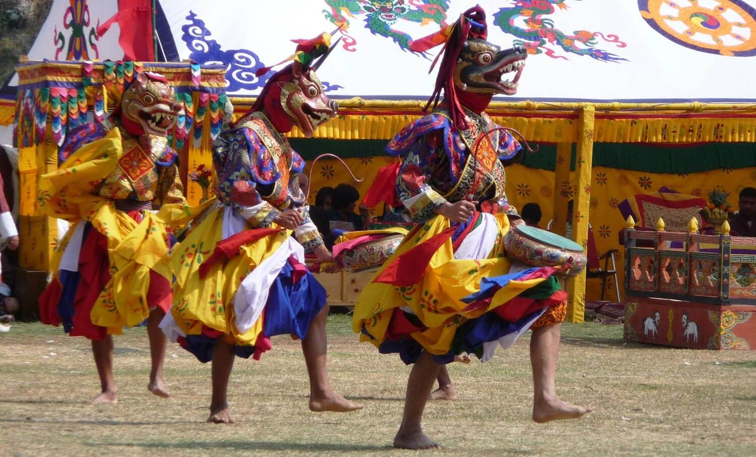 Luxury tours for families in Bhutan