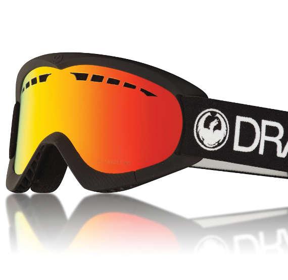 Dragon goggles kids snow gear