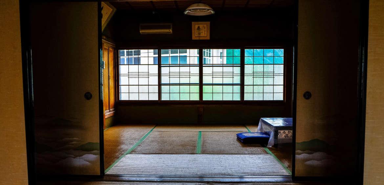 A Japanese ryokan japan