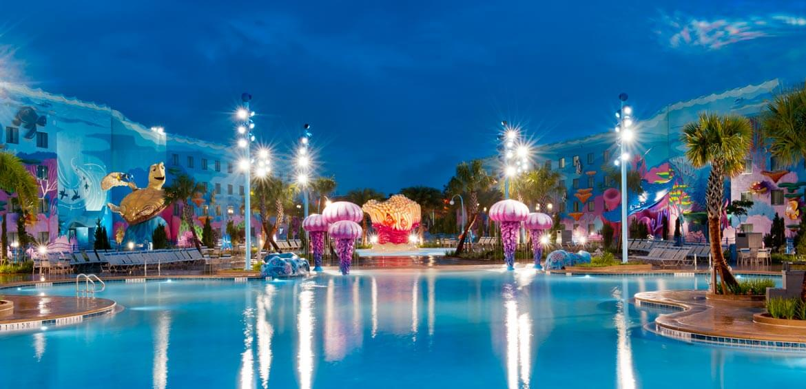 Disney Art of Animation Resort, Orlando, USA