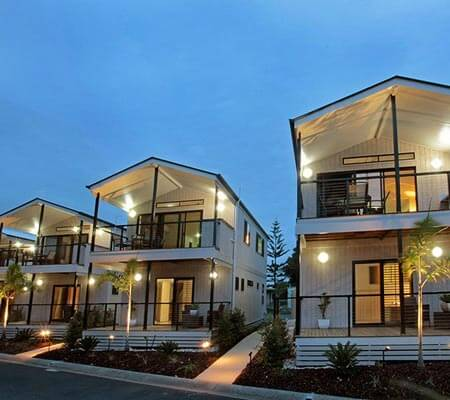 2 and 3 Bedroom Self-Contained Villas