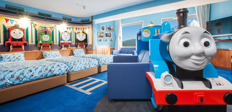 Japan family accommodation: Thomas the Tank Engine Room