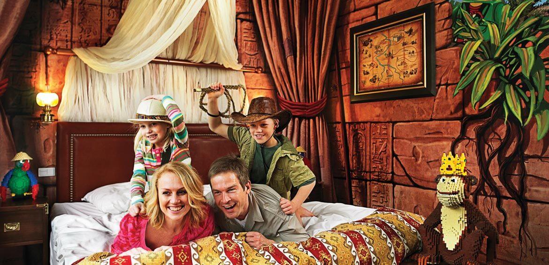 Themed family suites: Legoland Denmark