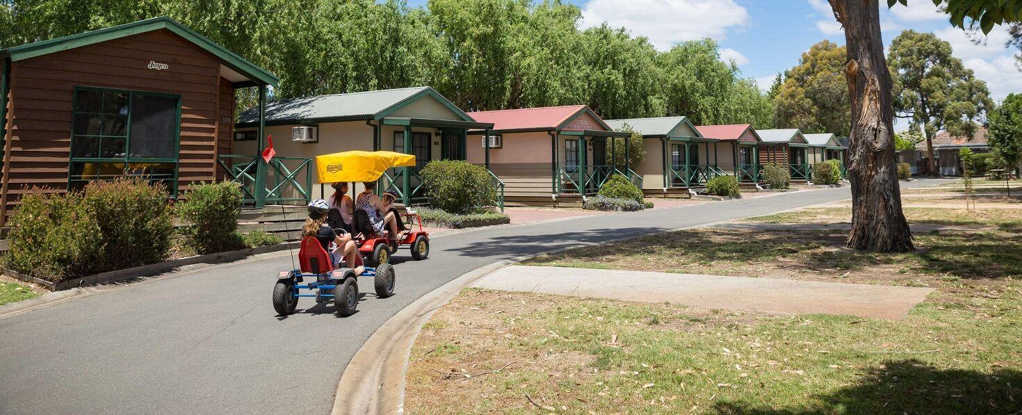 BIG4 Ballarat Goldfields