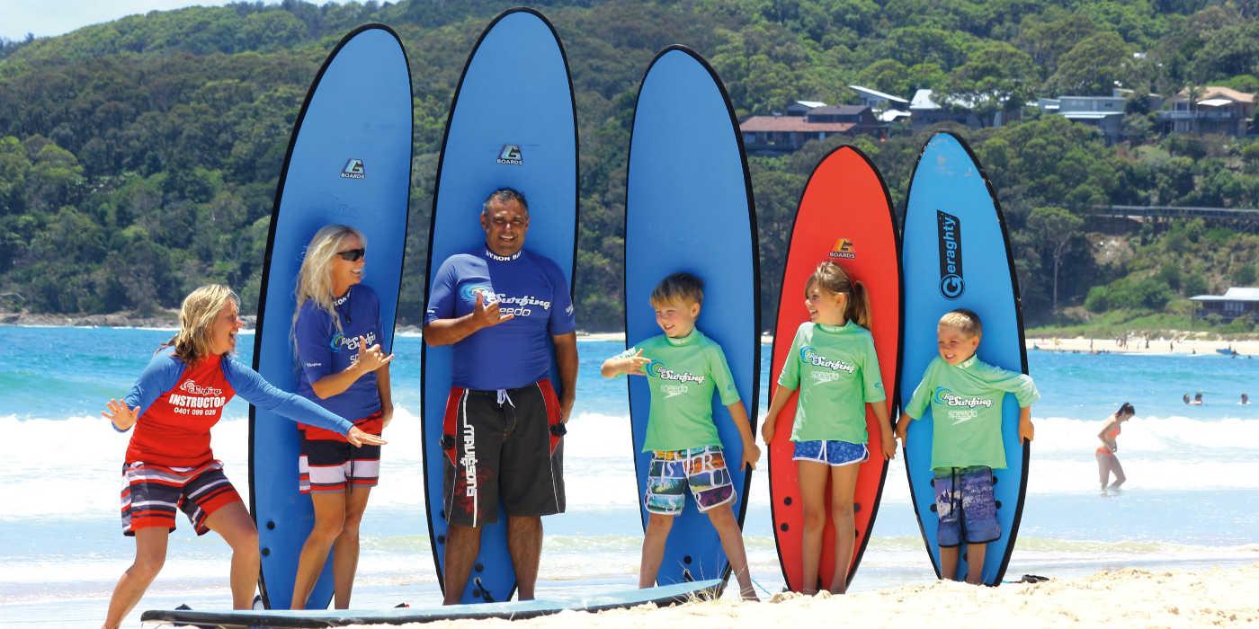 Byron Bay Surf School