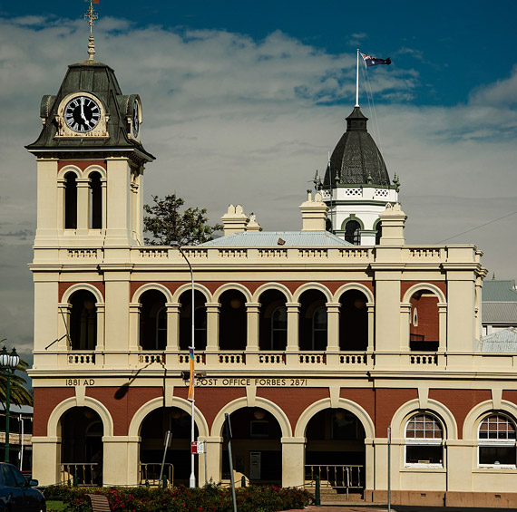 Discovering Australia's country towns - Forbes
