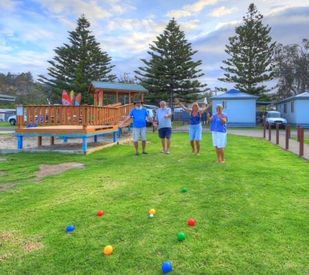 Games at Tathra Beachside