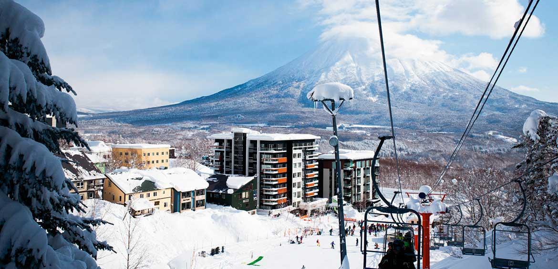 The Grand Hirafu at Niseko © SkiJapan.com Japan