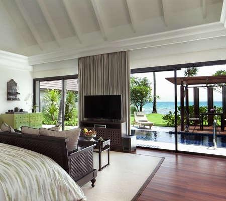 Intercontinental Samui Baan Ngam Resort