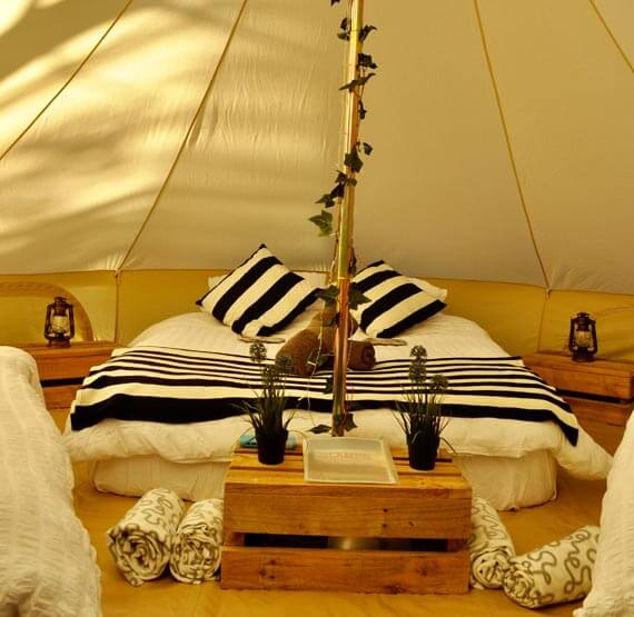 Glamping in Cattai National Park