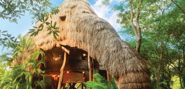 KumbukRiver Elephant Villa 2 themed family suites