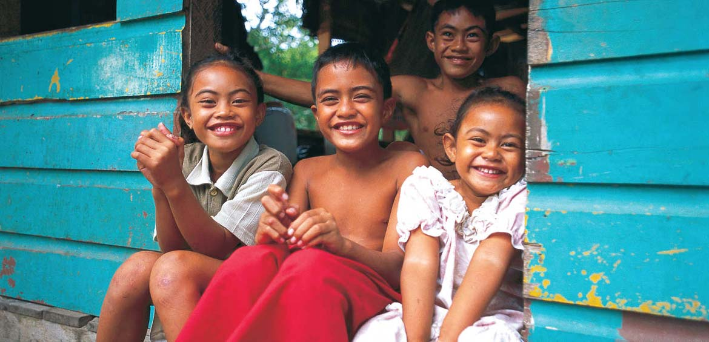 samoa with kids - local culture