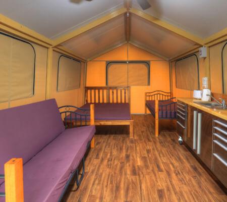 Sunshine Tent