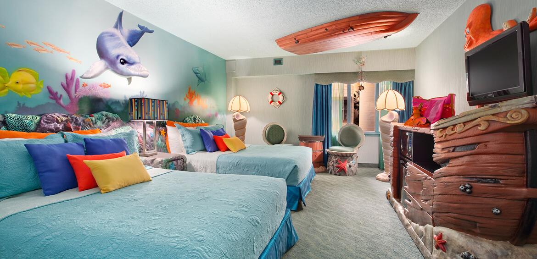 Themed family suites: Travelodge Saskatoon