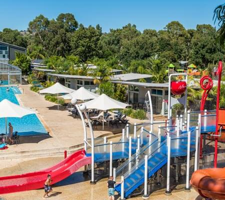 Waterpark at Marion Holiday Park
