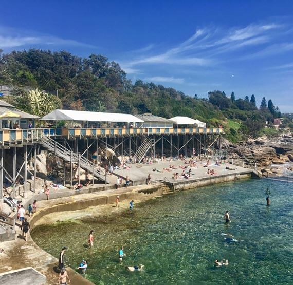 Whylie Baths, Coogee
