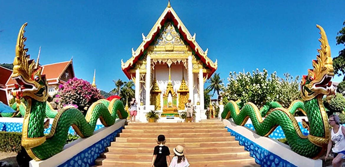 Why kids love holidays in Karon, Thailand