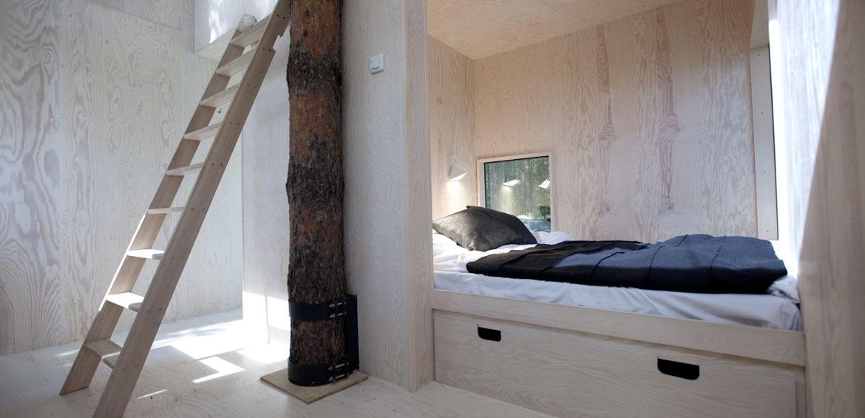 Treehouses Treehotel Sweden