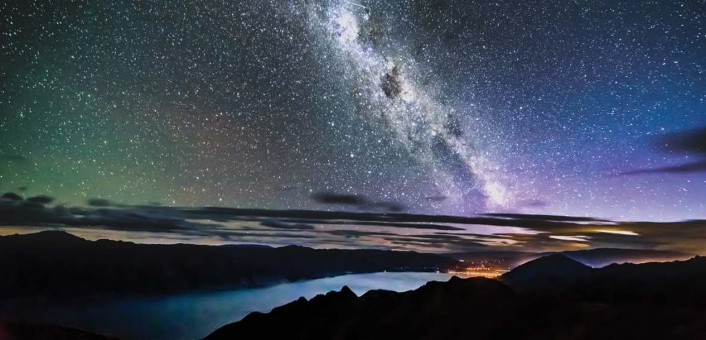 space attractions space bucket list milky way views