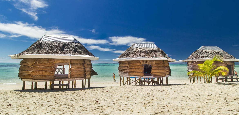 Samoa with kids - beaches
