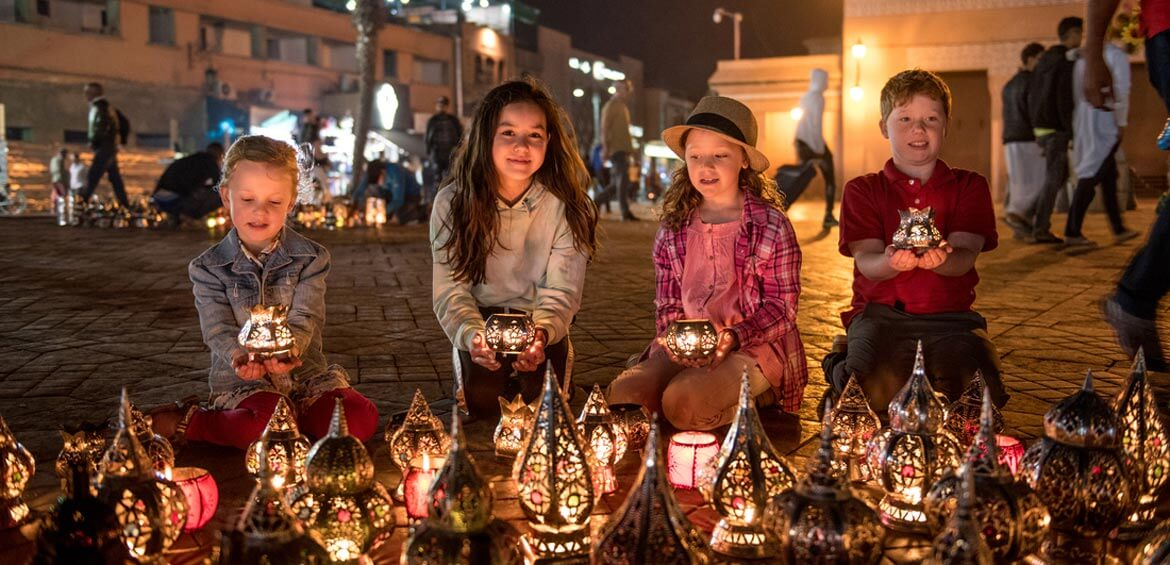 Africa and Middle East family tours with Intrepid Travel