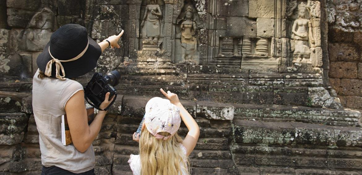 Asia family tours with Intrepid Travel