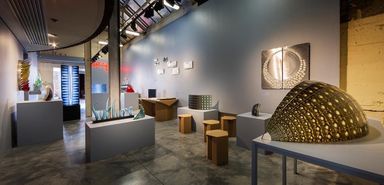 Canberra Glassworks exhibition