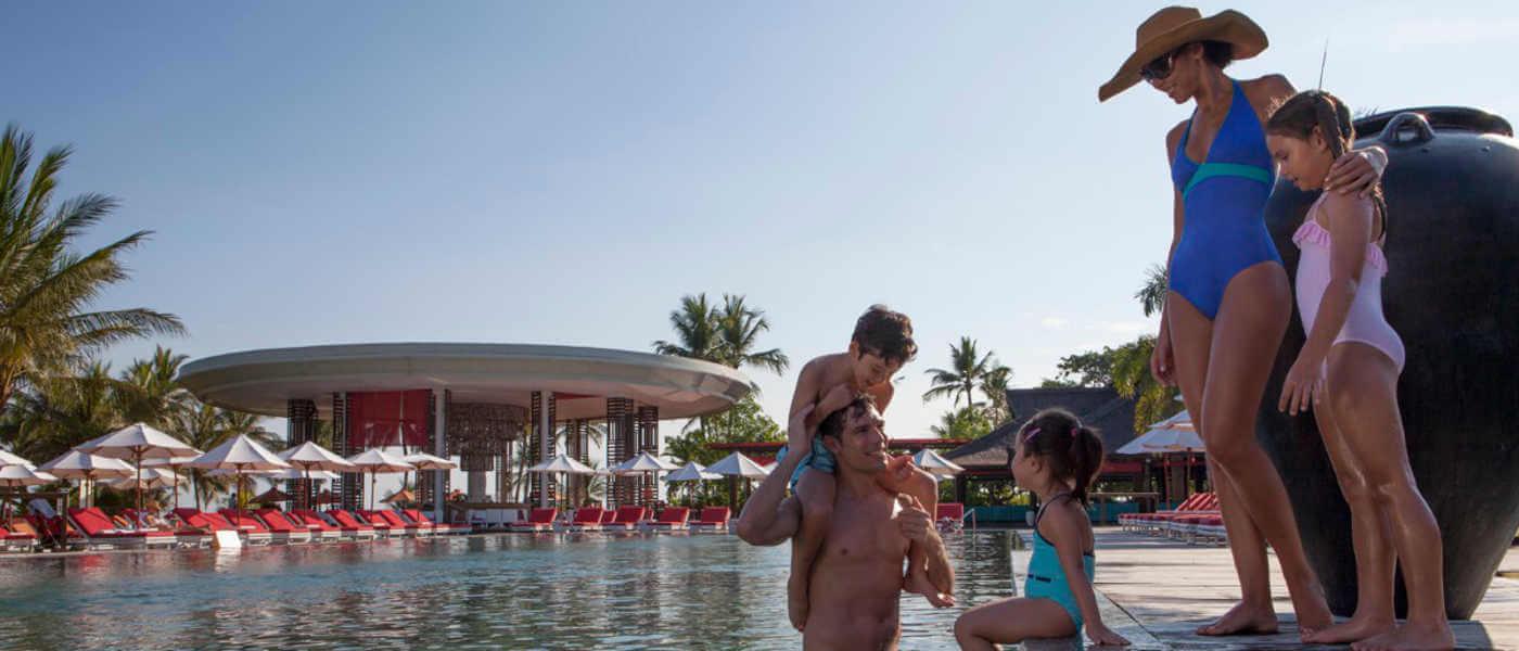 Club Med Nusa Dua = Fun for all the family