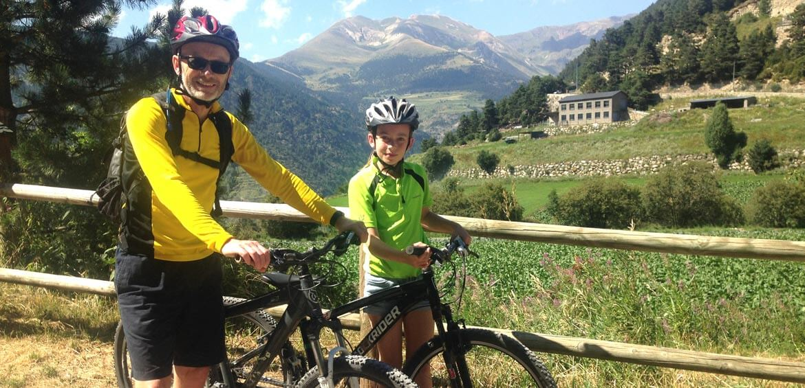 Cycling tours with Peregrine Adventures