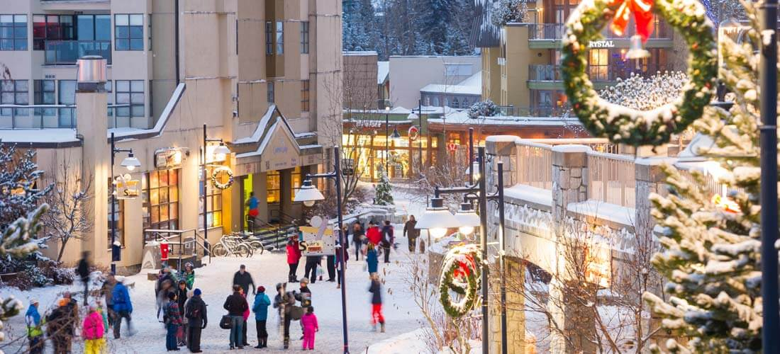 Living a fairytale in Whistler, Canada
