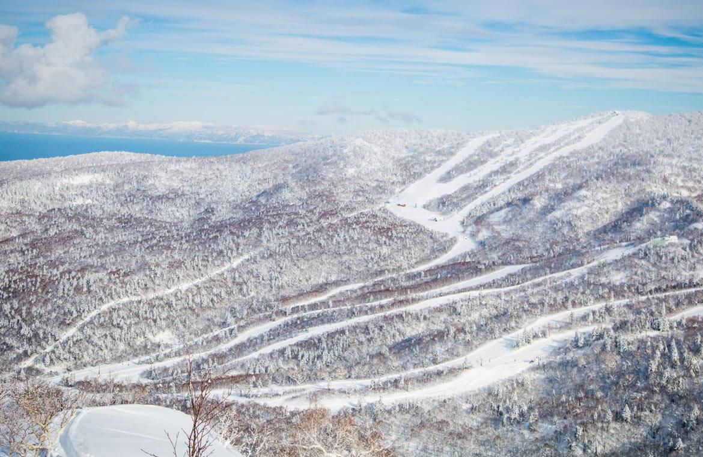 Kiroro Ski Resort, Hokkaido, Japan