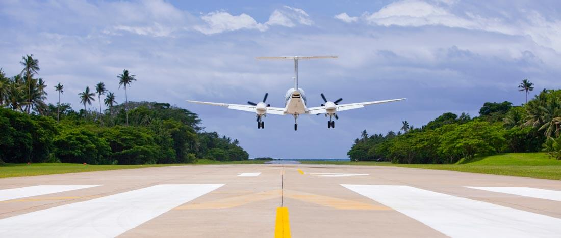 Laucala Island Arrival Experience