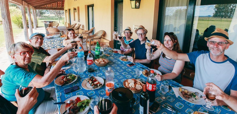 Multigenerational tours with Peregrine Adventures