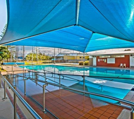 Pool at Queensland Recreation Centres