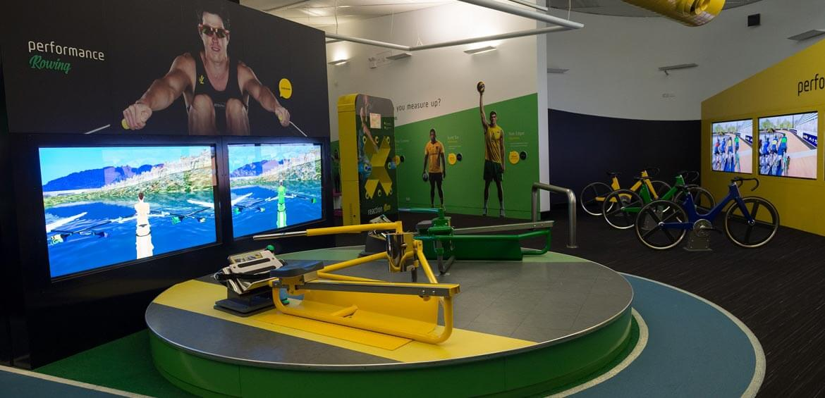 Sportex at the Australian Institute of Sport