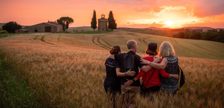 Tuscany Valley, Peregrine Adventures