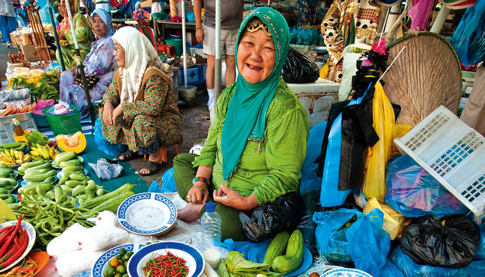 Markets in Brunei