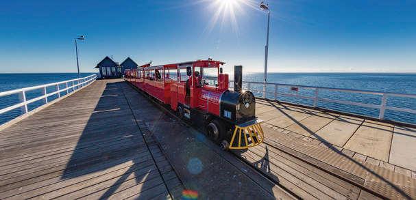 train western australia