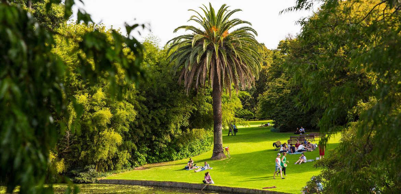 royal botanic gardens © Visit Victoria