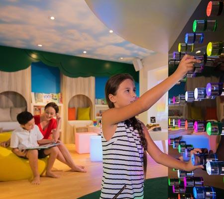Kids club at Holiday Inn Resort Penang