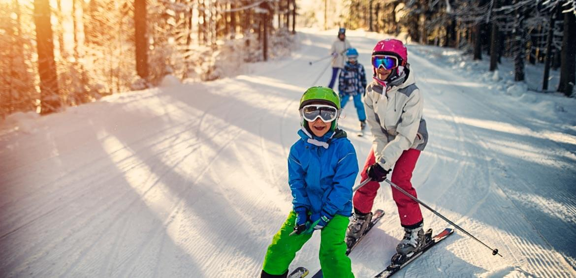 Learning to ski with travel&co.