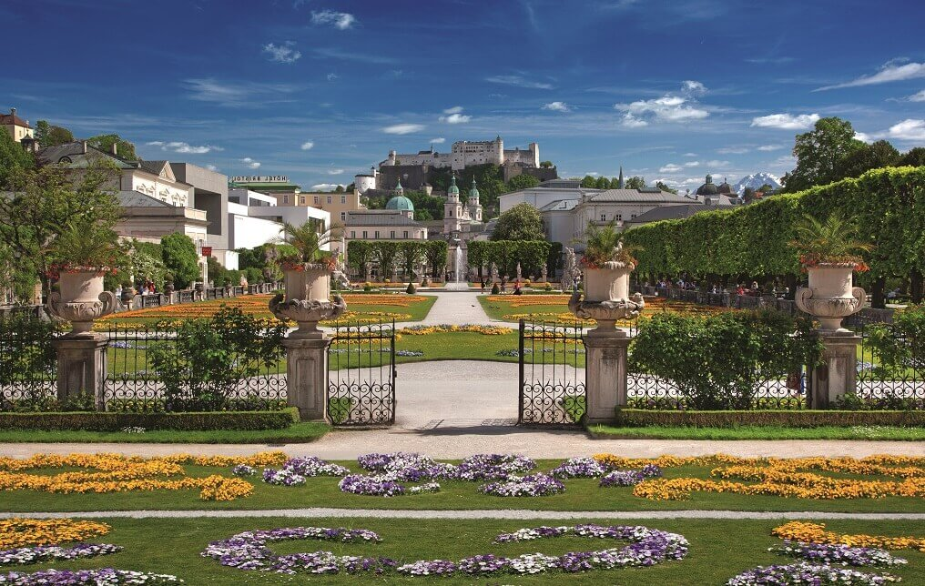 Mirabell Garden © Austrian National Tourist Office, Julius Silver