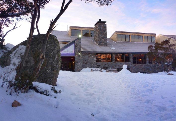 Snowy Gums Perisher Accommodation
