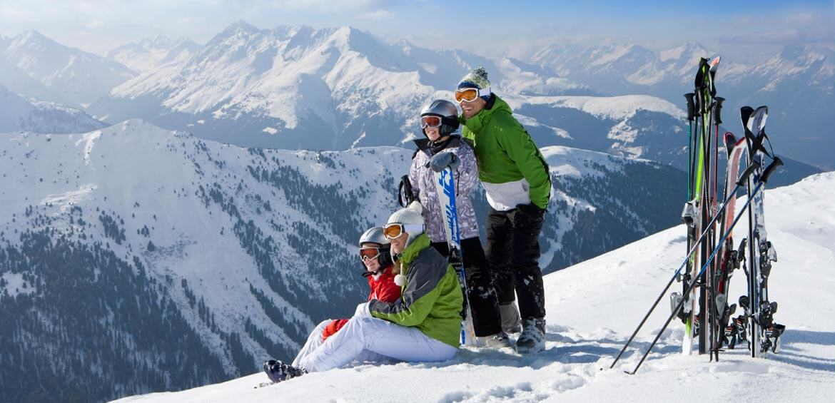 Skiing tour with travel&co.